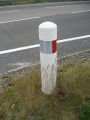A830 Morar - Junction marker post.jpg