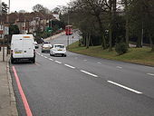 A232 on the rise-Shirley Road.jpg