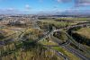 Baillieston Interchange - aerial from SE.jpg