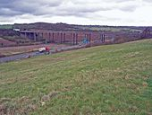 M2 viaduct over Stockbury Valley - Geograph - 733424.jpg