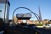 Large urban sculpture, Old St, roundabout - Geograph - 1073290.jpg