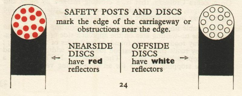 File:1954 Highway Code - Safety posts and discs.jpg