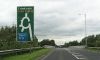 A84 crossing M9 near Stirling - Geograph - 3068065.jpg