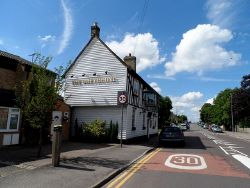 The Greyhound pub, Sawston - Geograph - 4037580.jpg