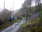 Approach to Aberffrwd level crossing (C) John Lucas - Geograph - 710774.jpg