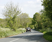 B4039 looking east near Yatton Keynell - Geograph - 1299124.jpg