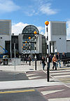 Loads of Zebra crossings, Dublin Airport - Coppermine - 12406.jpg