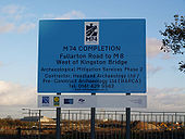 M74 Completion Works Sign - Coppermine - 15881.jpg