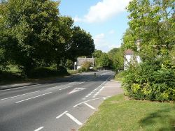 Norton Road from Church Lane - Geograph - 4187186.jpg