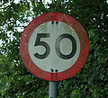 Old font 50 sign - Coppermine - 6528.jpg