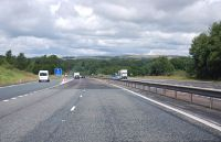 Junction 12, M74 - Geograph - 2770265.jpg