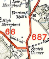 A687 (Scotch Corner - Darlington)-map.png