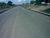 A38 Northfield Relief Road - east of Lockwood Road - Coppermine - 7867.jpg