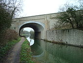 A40 from Oxford Canal looking north - Coppermine - 16234.jpg