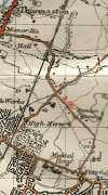 B667 (Humberstone - Thurmaston) map.png