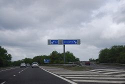 Junction 65, A1(M) - Geograph - 2578413.jpg