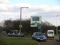 Meadowhead Roundabout, Sheffield 8 - Geograph - 134847.jpg