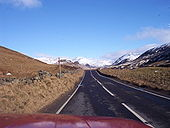 A93 near the Spittal of Glenshee - Coppermine - 5419.jpg