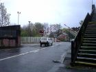 Coed Cae Lane Level Crossing (C) Mark Hopkins - Geograph - 412238.jpg