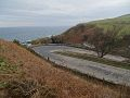 A9 Berriedale Braes Improvement - February 2019 hairpin from cemetery.jpg