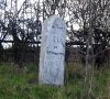 Milestone at Miles Cross on the A35 - Geograph - 365124.jpg