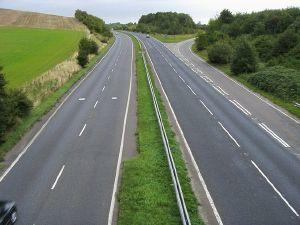 A505 road