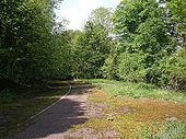 Abandoned A602 near Watton-at-Stone - Coppermine - 12016.jpg