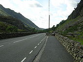 Llanberis pass road route - Geograph - 519013.jpg