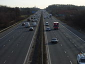 The M3, Hartley Wintney - Geograph - 140641.jpg