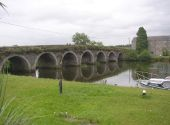 The bridge at Goresbridge, Co.Kilkenny - Geograph - 213428.jpg