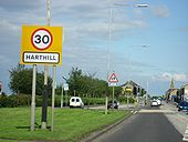 Old A8 (B7066) Harthill - Coppermine - 14192.JPG