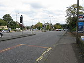 Road Junction on the A90 - Geograph - 1046618.jpg