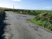 Road junction on the R604 - Geograph - 4192998.jpg