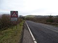 A9 Berriedale Braes Improvement - February 2019 Try your brakes sign.jpg