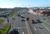 Oystermouth Road, Swansea - Geograph - 2825903.jpg