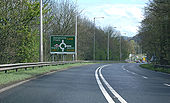 A465 approaching Gilwern - Coppermine - 12700.jpg