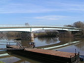 Bridge by the Haw Bridge pub - Geograph - 684866.jpg