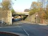 Railway bridge on Clarence Street, Stalybridge - Geograph - 2723130.jpg