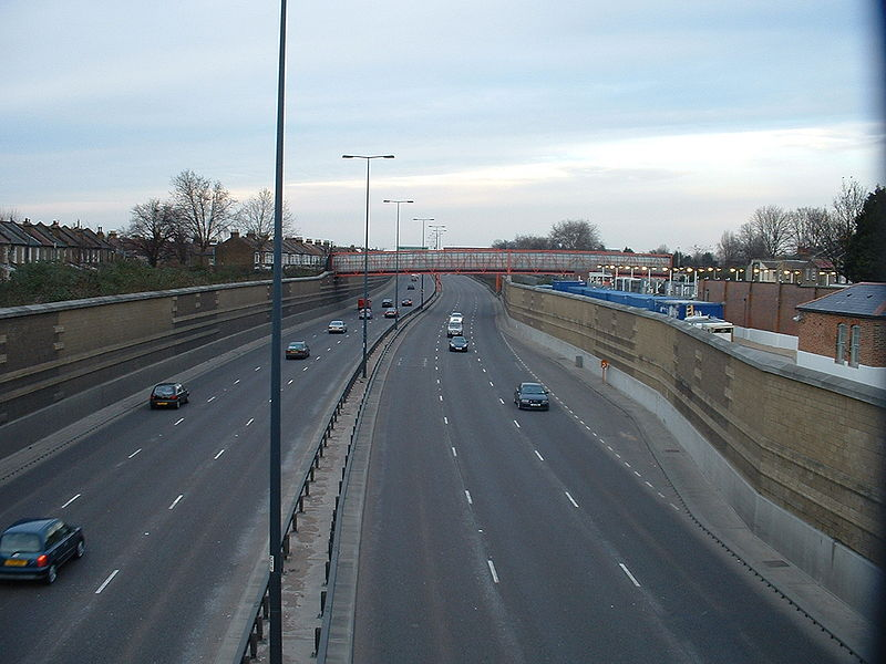 File:A12 Hackney Wick to M11 Link (Leyton) - Coppermine - 5039.jpg
