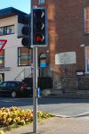 Traffic Signals at Lower Mallow Street, Henry Street, Limerick on 20141012 113807 Sunday 01.JPG