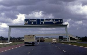 M6 near Preston, England 1966 - Flickr - 26182441.jpg