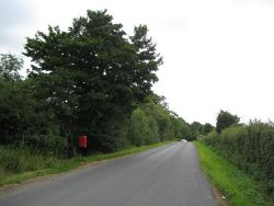 Weston- Hitchin Road - Geograph - 876328.jpg