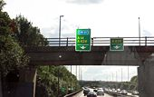 Approaching the M11 junction 31 - Geograph - 1486251.jpg