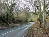 B4221 between Phocle Green and Upton Bishop 2 - Geograph - 1686419.jpg