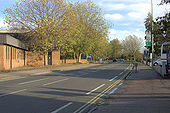 Oxpens Road, Oxford (2) - Geograph - 1571997.jpg