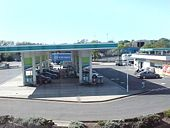 Petrol Station, Leicester Forest East - Geograph - 420724.jpg