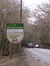 The B3079 approaching Wittensford, New Forest - Geograph - 135776.jpg