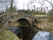 Bridge at Newton - Geograph - 1192888.jpg