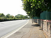 Cardiff Road boring section - Geograph - 1441359.jpg