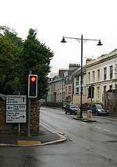 Direction signage in St.Helier, Jersey - Coppermine - 18274.jpg